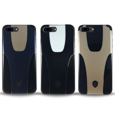 Carbon Tri Dama Apple iPhone Case