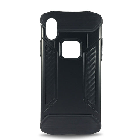 Two Line Case for iPhone X - Black