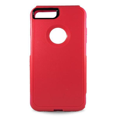 Dual Layer Defender Apple iPhone 6/6S Cases -Red