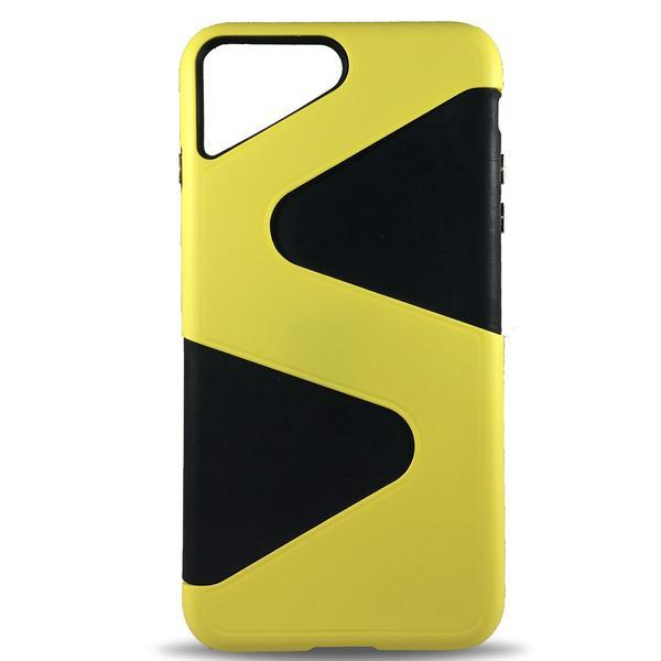 reputable site ef6ff 78d78 Wave Dual Layer Apple iPhone 8 Plus/7 Plus Case - Yellow