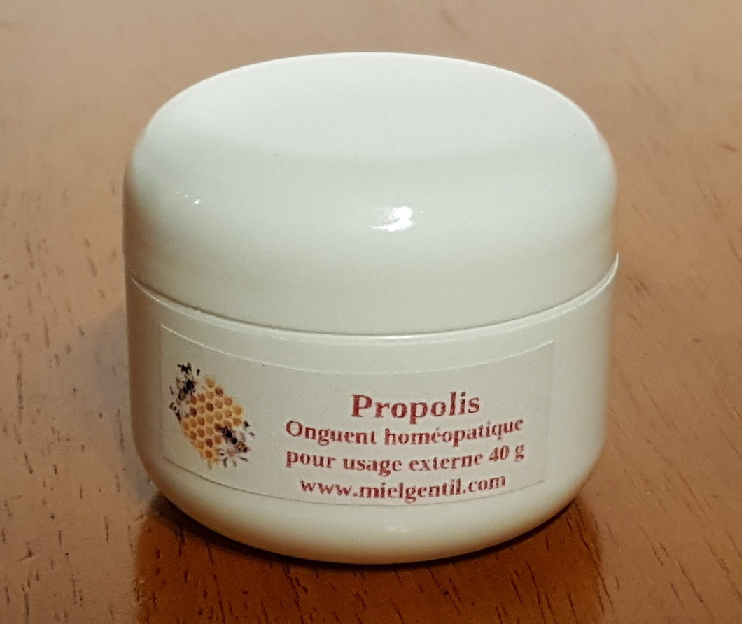 Propolis and Beeswax ointment