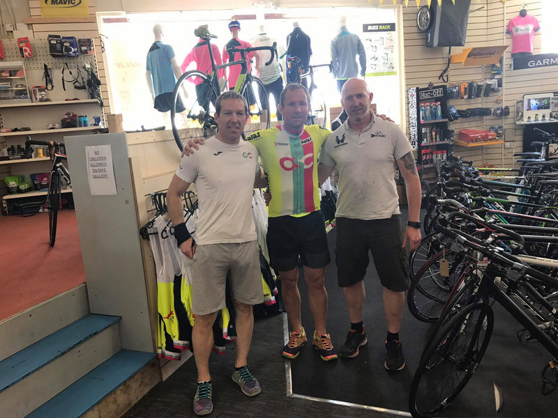 CYCLING & TRIATHLON @ Adrenalin Sports & Cycles