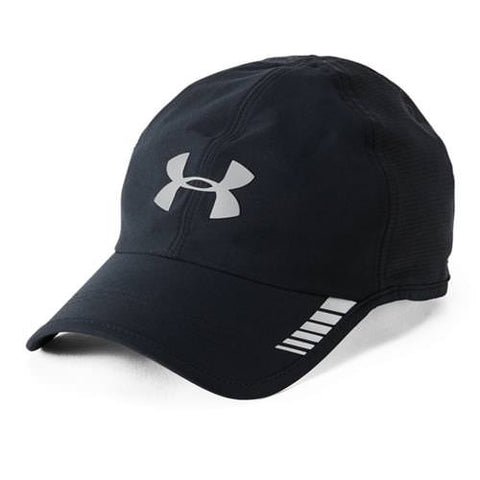 UNDERARMOUR LAUNCH AV CAP BLACK