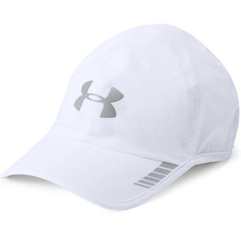 UNDERARMOUR LAUNCH AV CAP WHITE
