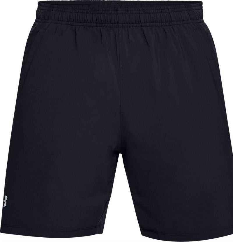 UNDERARMOUR LAUNCH SW 7'' SHORT BLACK