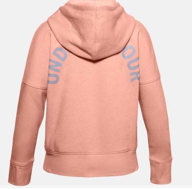Uunder Armour Rival Full Zip Hoodie Youths