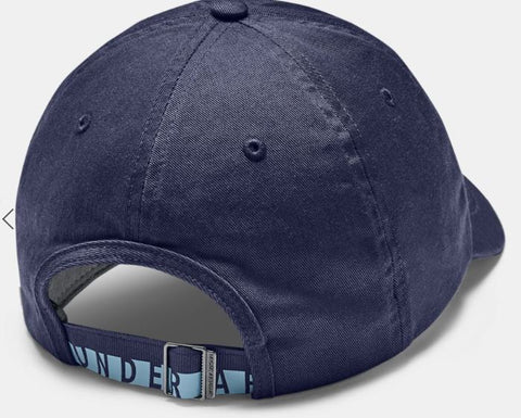 UNDERARMOUR COTTON CAP BLUE