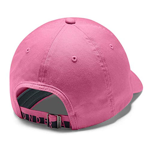 UNDERARMOUR COTTON CAP PINK