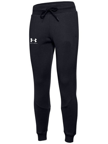 UNDERARMOUR FLEECE FASHION JOGGER WOMENS