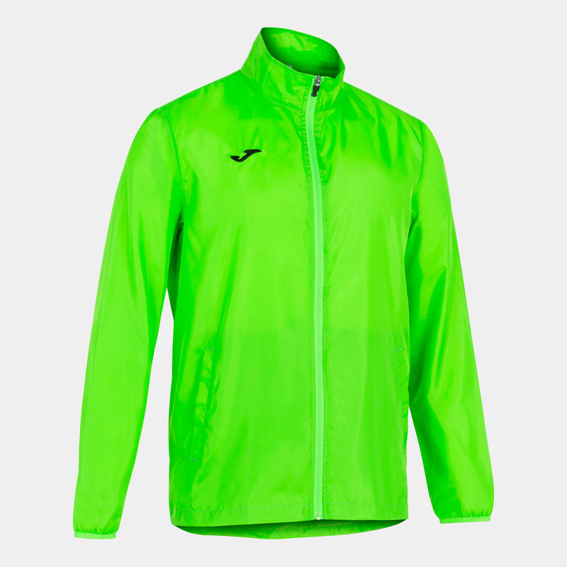 JOMA ELITE VII WINDBREAKER FLUOR GREEN