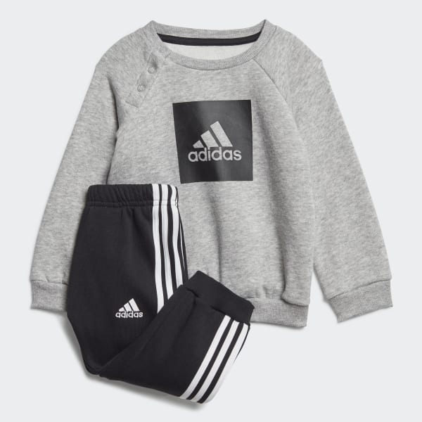 Adidas Infant 3S Logo Jog