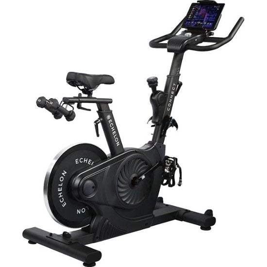EX-3-Black Connected Exercise bike