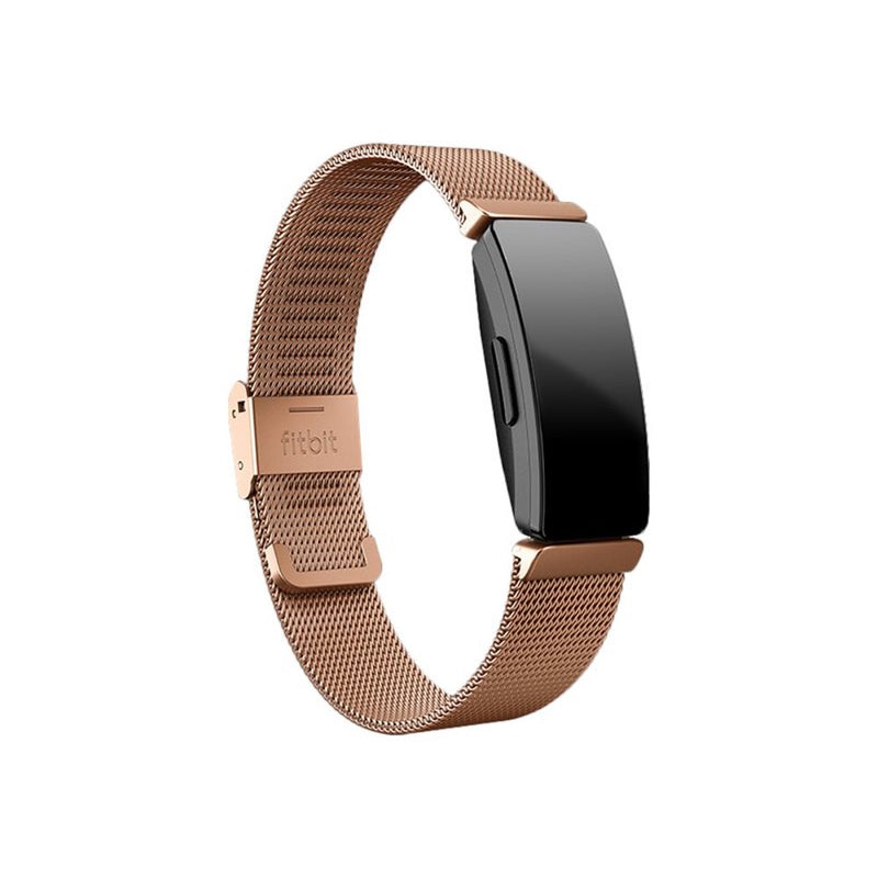 InspireBandMetal MeshRose Gold S.Steel1 Size