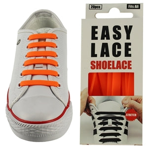 Easy Lace Silicone ShoeLaces