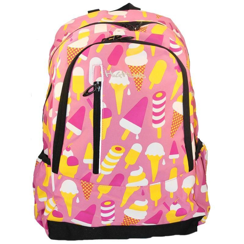 highland ice-cream backpack PINK