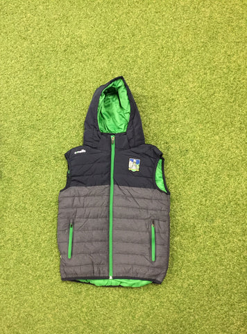 ONEILLS LIMERICK NEVIS 70 GILET WITH HOOD ADULTS