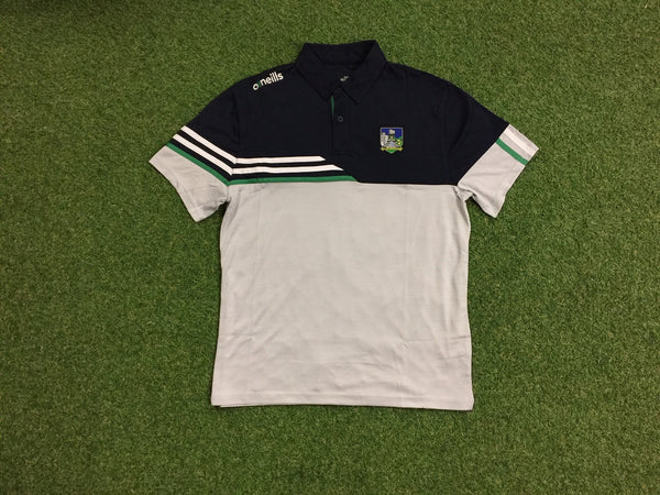 ONEILLS LIMERICK NEVIS 05 POLO WHITE ADULTS