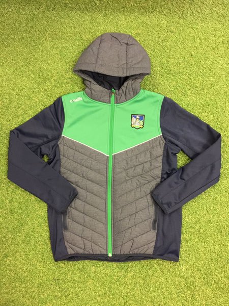 ONEILLS LIMERICK  LIGHTWEIGHT JACKET 75 WITH HOOD KIDS