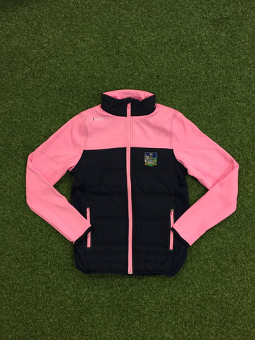 ONEILLS LIMERICK NEVIS PINK 71 JACKET YOUTHS