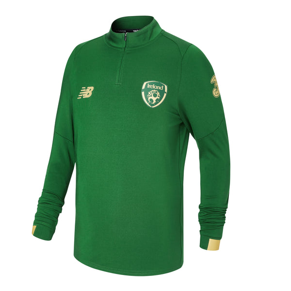 FAI ON PITCH LS MIDLAYER KIDS 19/20 EDEN