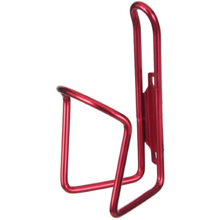 Alloy Bottle Cage Red