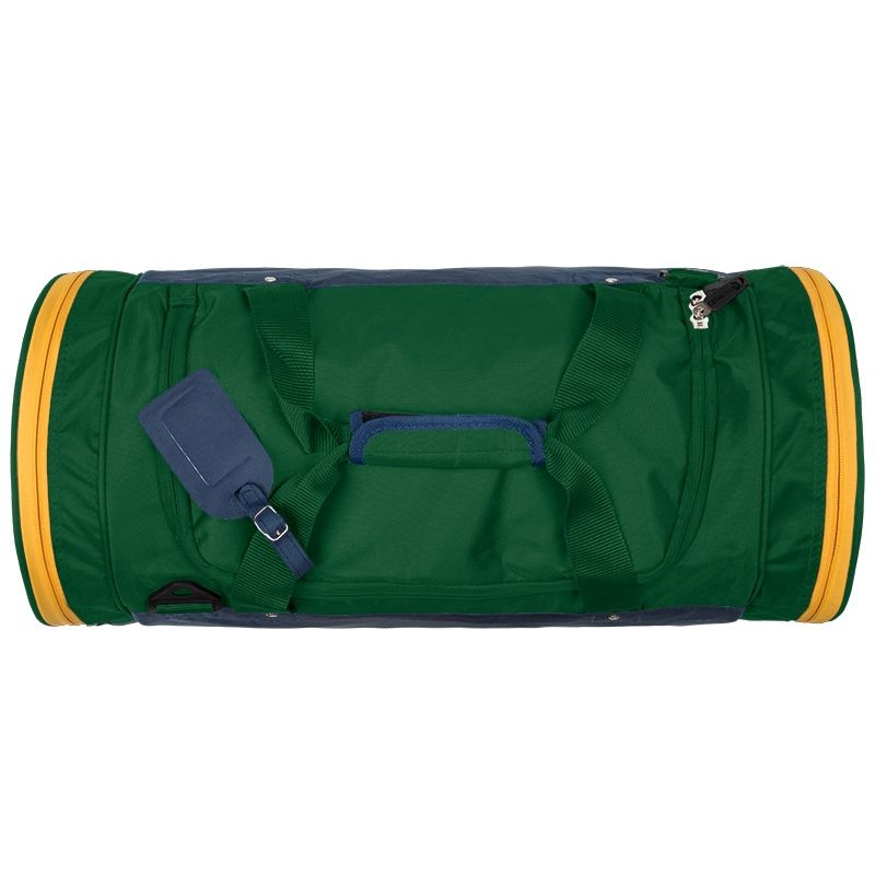 "DENVER BAG 22"" (MARINE/BOTTLE/AMBER)"