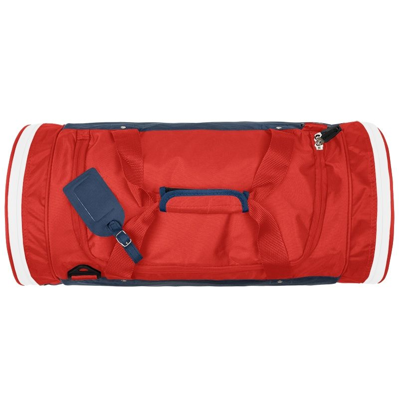 "DENVER BAG 22"" (NAVY/RED/WHITE)"