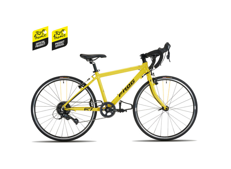 Frog Road 67 - TdF Yellow