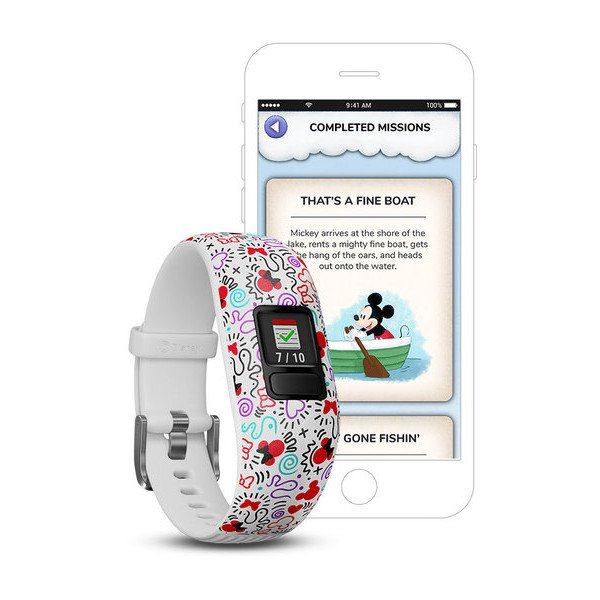 vivofit jr2 Adjustable Minnie Mouse (6plus yrs)