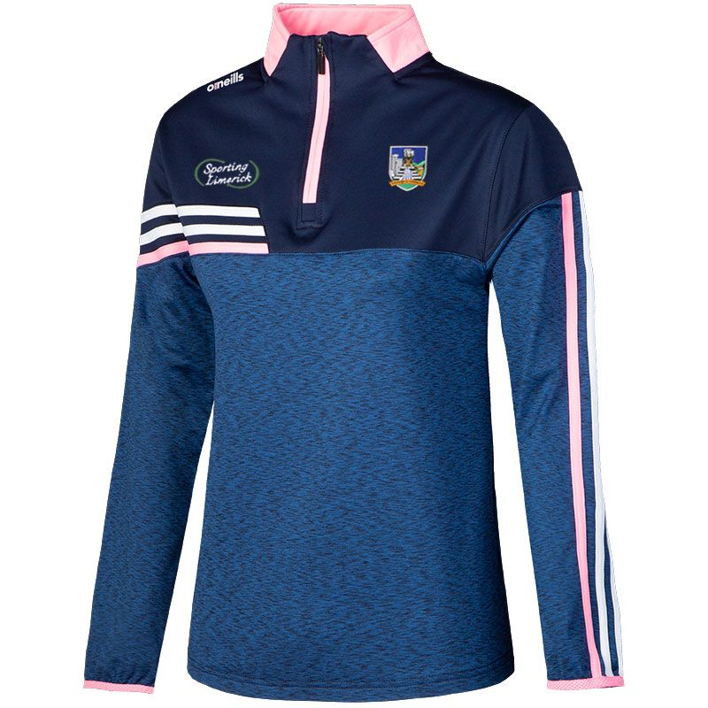 Limerick O'Neills Brushed Half Zip Kids