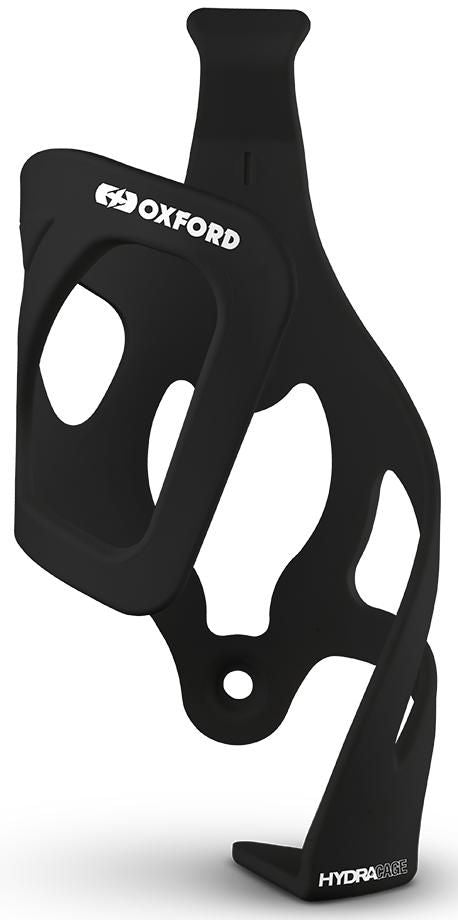 Oxford Right Side Pull Bottle Cage Black