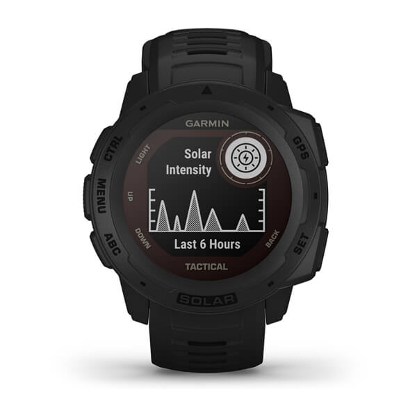 Instinct Solar Tactical Edition Black