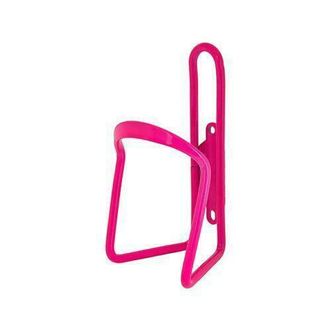 Alloy Bottle Cage Pink