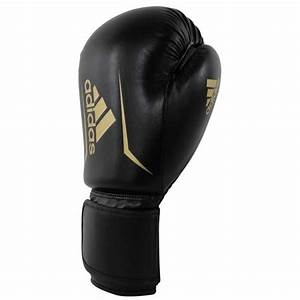 Adidas Speed 50 Boxing Goves GOLD