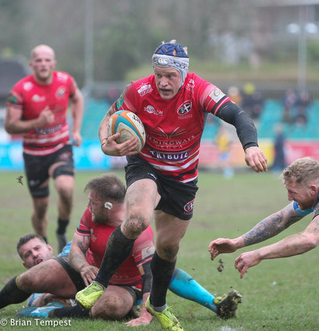 Callum Patterson Cornish Pirates season 2020
