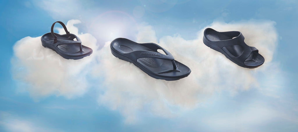 best most comfortable sandals with arch support