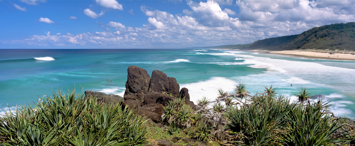 noosa beach, australia, sunshine coast