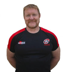 Simon Edwards Head Physio Cornish Pirates