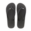 Aussie soles, flip flops for women, arch support flip flops, black flip flops, flip flops with diamante, arch support sandals, slim strap flip flop
