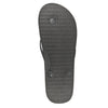 Aussie soles, womens flip flops, arch support flip flops, black flip flops, flip flops with diamante, arch support sandals, slim strap flip flops