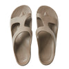 Aussie soles, Indy slide, Indy sandal, arch support sandal, orthotic shoes for women, orthotic shoes for men, arch support slides, orthotic sandals