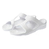 Aussie soles, Indy slide, Indy sandal, arch support sandal, white sandals, arch support slides, orthotic sandals