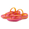 Aussie soles, kids flip flops, children flip flops, arch support flip flops, pink flip flops, kids vegan flip flops, orange flip flops, arch support sandals, orthotic shoes
