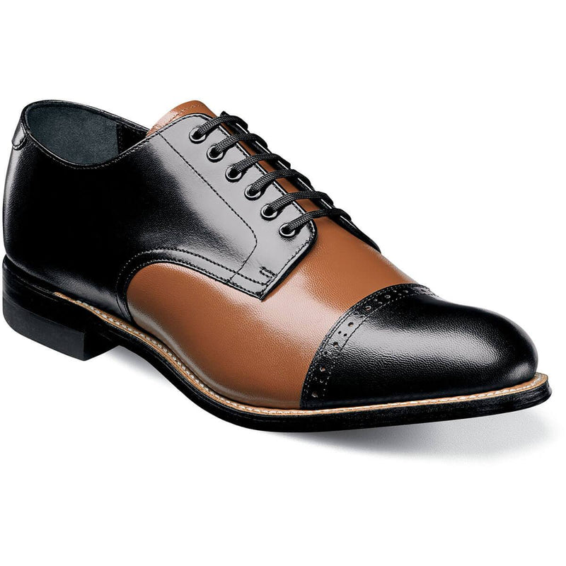 Madison Cap Toe Oxford  00012 2 Low