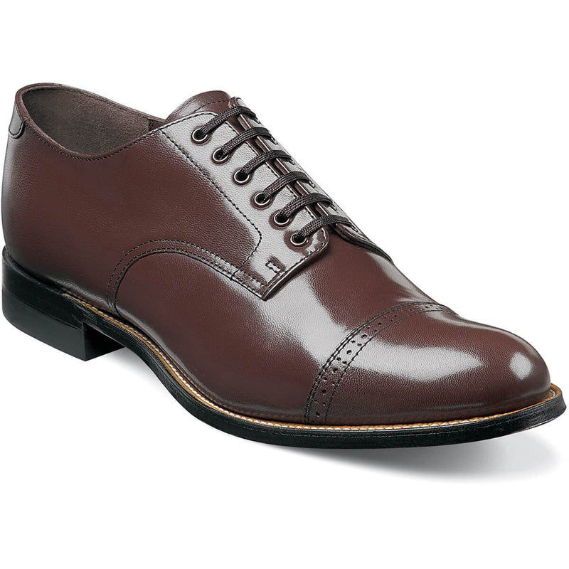Madison Cap Toe Oxford  00012 Low