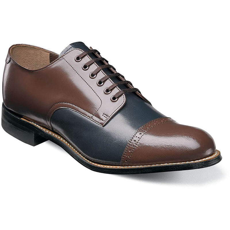 Madison Cap Toe Oxford  00012 3 Low