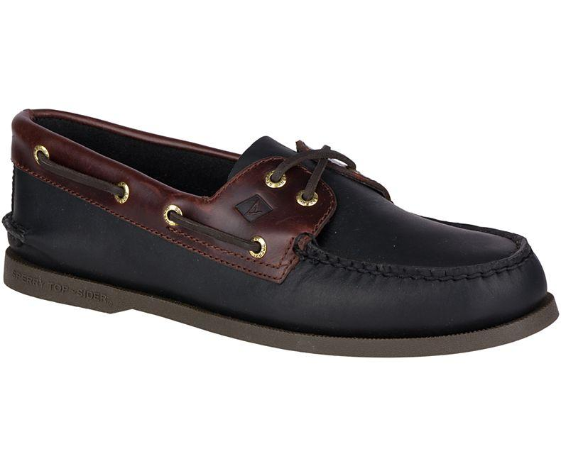 Sperry Authentic Original Leather Boat Shoe 2