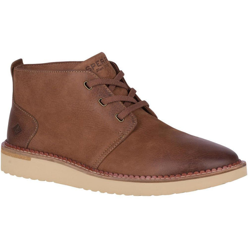 Sperry Camden Oxford Chukka Burnished