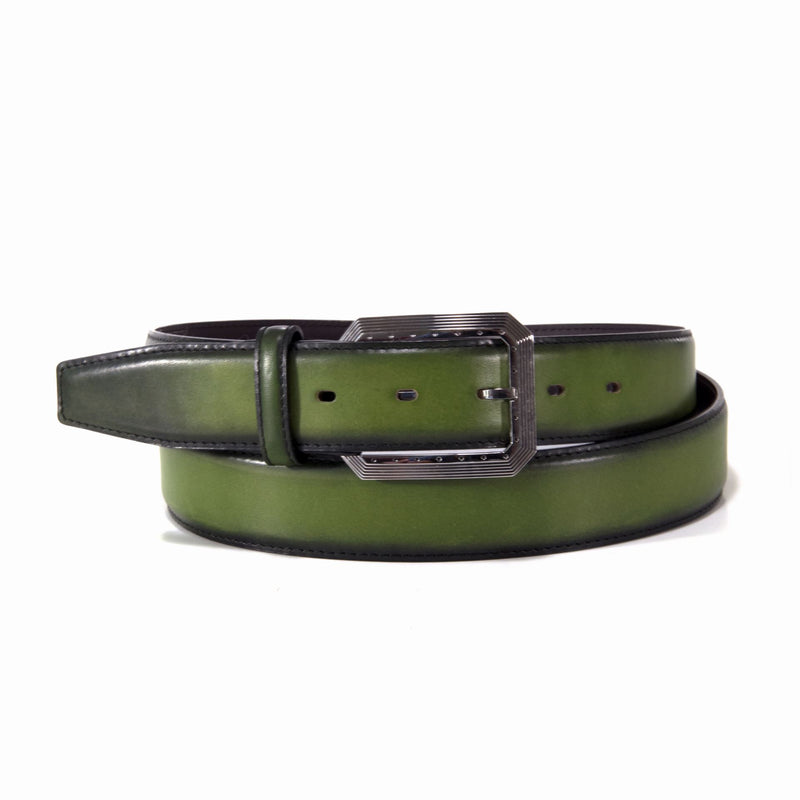 Ugo Vasare Belts/Green