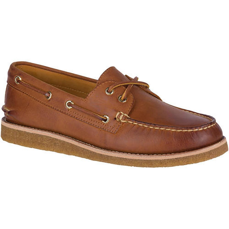 Sperry Gold A/O 2-Eye Crepe